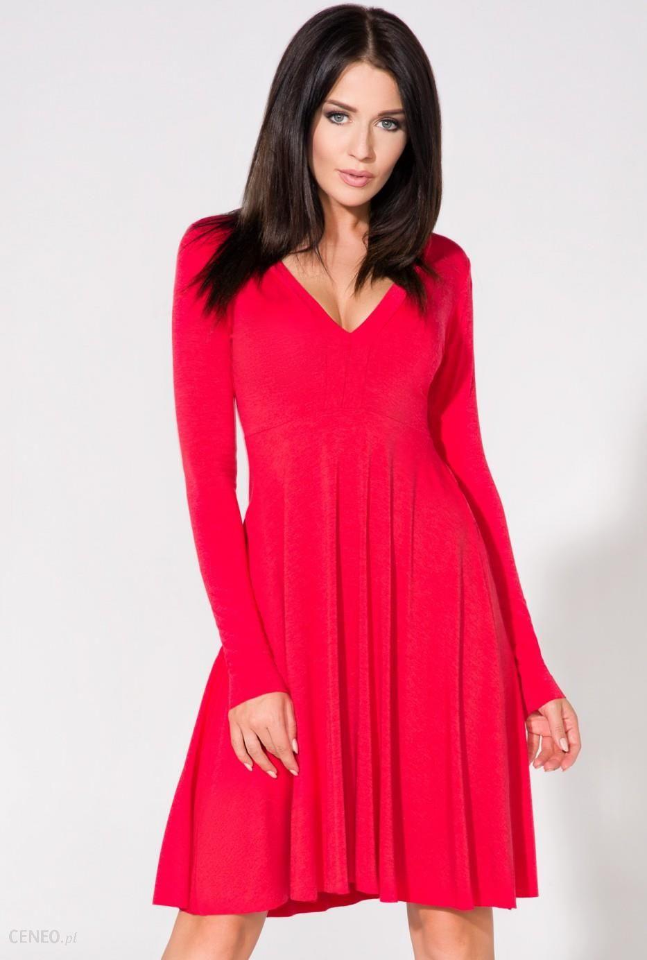 de36835ed2 Sukienka Model T146 Red XL - Ceny i opinie - Ceneo.pl