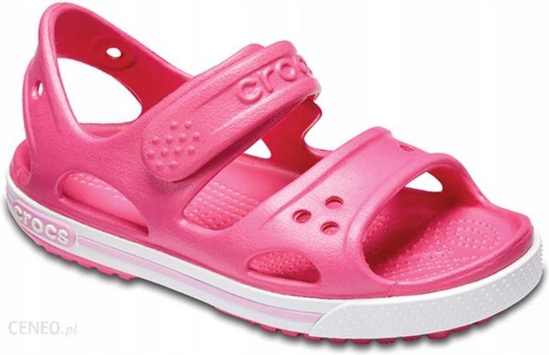 Sandałki Crocs Crocband 14854 Paradise Pink r.23 Ceny i opinie Ceneo.pl