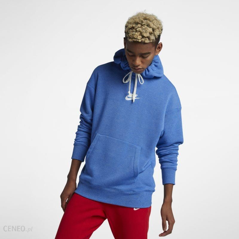 Nike Sportswear Heritage Bluza Niebieski