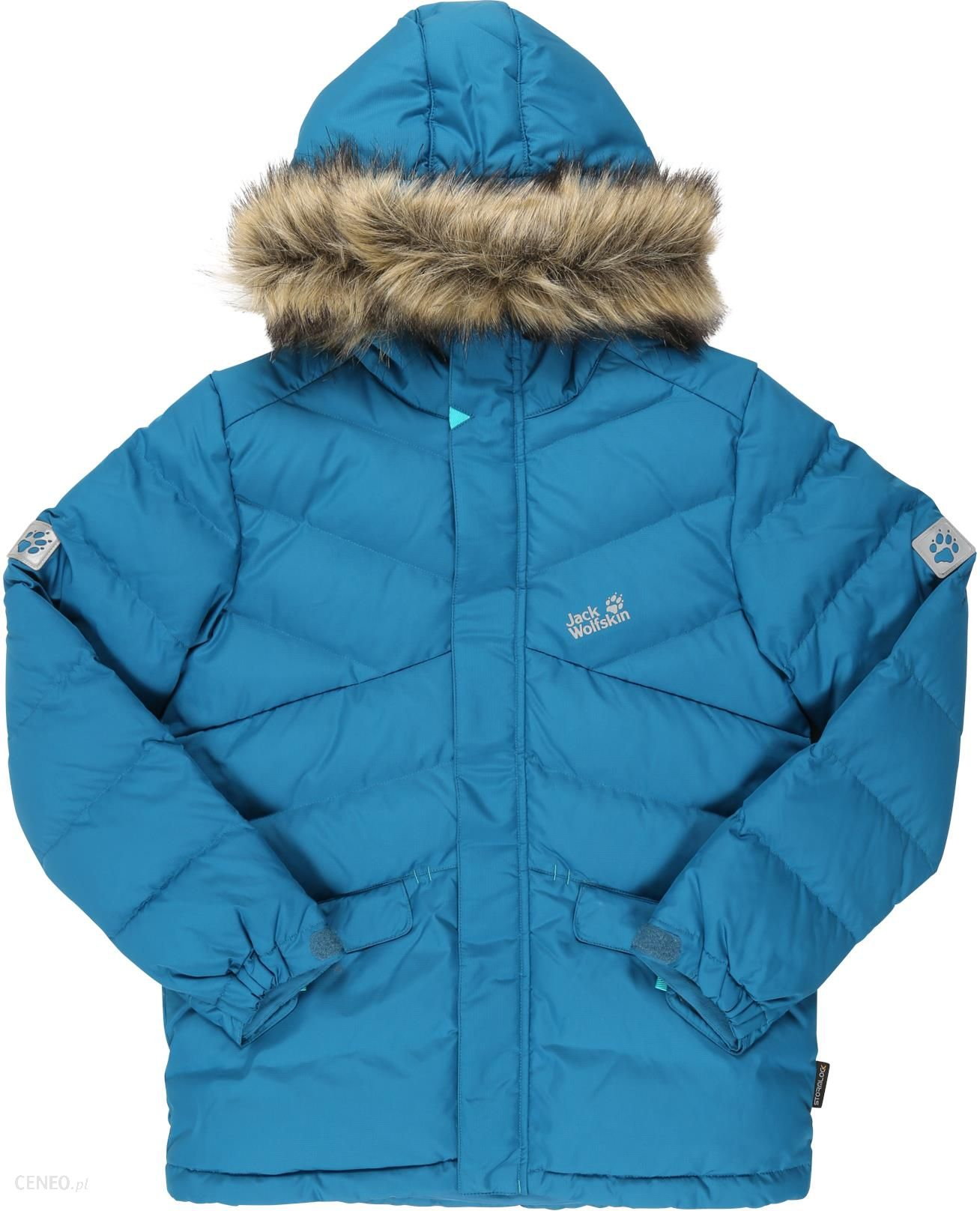dla całej rodziny style mody kody promocyjne Kurtka zimowa 'ICEFJORD' JACK WOLFSKIN - Ceny i opinie - Ceneo.pl