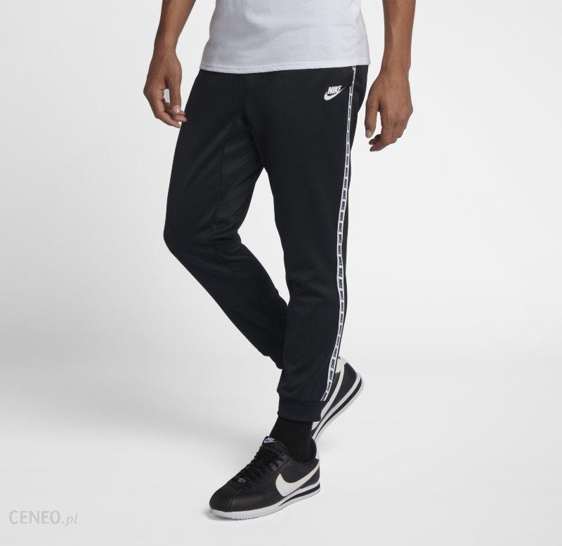 Spodnie męskie Nike Sportswear Czerń