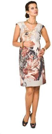66c1a70f8a NetStyle Torelle FLORISE sukienka ciążowa