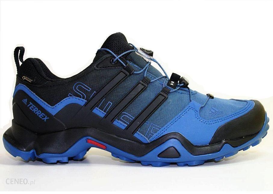 Buty Adidas TERREX SWIFT R GTX CG4043 niebiesko czarne Ceny i opinie Ceneo.pl