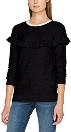 3b274984649c2b ... sportowa damska NIKE GYM VINTAGE HOODIE / 883727-060 119,00zł. Amazon  Vero Moda damska bluza vmgaltine LS Ruffle blouse - s