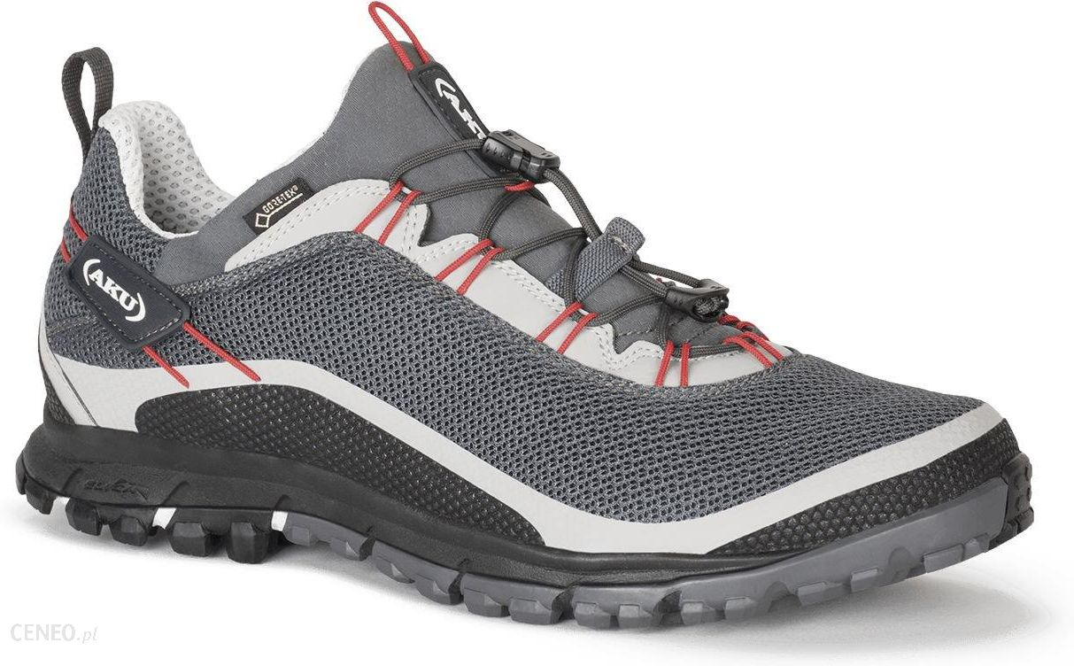 Buty trekkingowe Libra GTX Aku (szaro czerwone) sklep