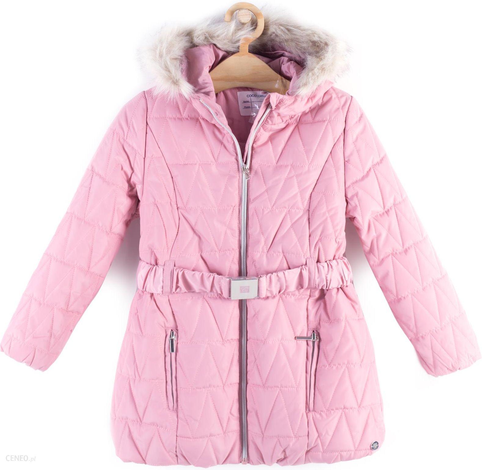 04e65a4bed7ab Płaszcz dla dziewczynki Coccodrillo - TEA TIME - Ceny i opinie ...