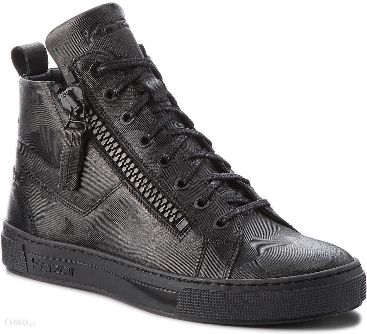 65ded422df04d Sneakersy KAZAR - Leon 36626-08-00 Czarny - Ceny i opinie - Ceneo.pl