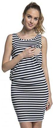 0be4382785 Amazon Happy Mama. Damska sukienka stwierdzając Still-ołówek sytuacja  wzornictwo bez rękawów. 014P