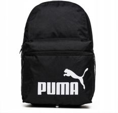 Puma Phase Backpack 075487 01 Czarny