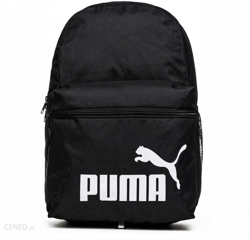 929ad463f22f9 Plecak Puma Phase Backpack 075487 01 Czarny - Ceny i opinie - Ceneo.pl
