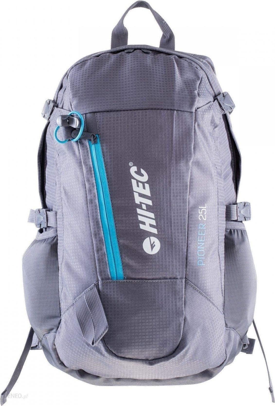 3f9a4be5bd37c Plecak Hi Tec Sportowy Felix 25L Grey Blue - Ceny i opinie - Ceneo.pl