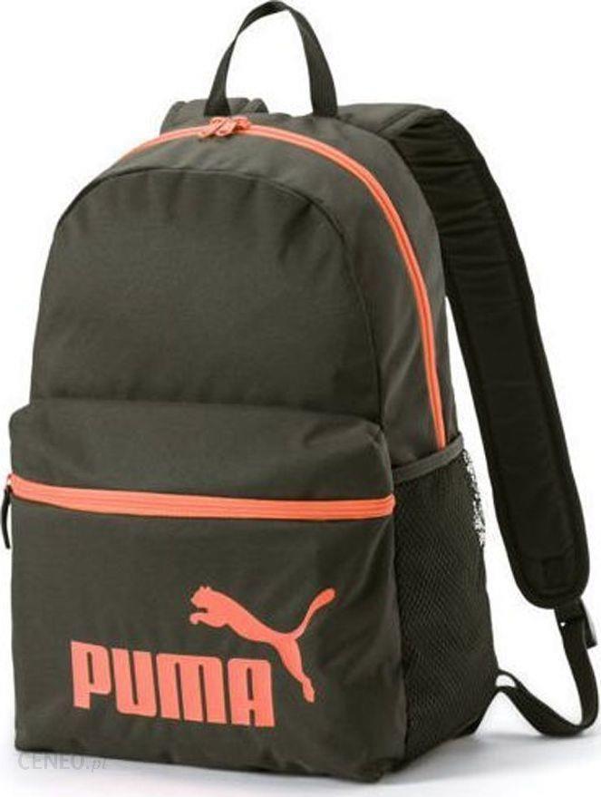 b7472507f2157 Plecak Puma Phase Backpack 075487 05 Zielony - Ceny i opinie - Ceneo.pl