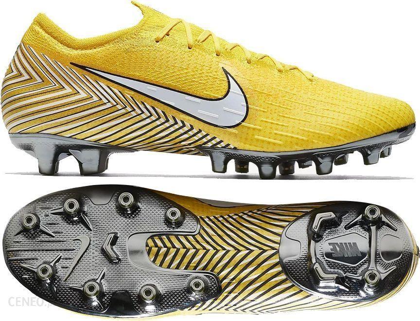 sekcja specjalna super słodki oficjalne zdjęcia Nike Mercurial Vapor 12 Elite Neymar Ag-Pro Żółty Ao3128710