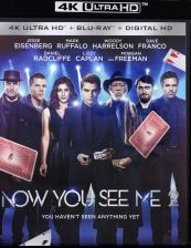 Film Blu-ray Now You See Me 2 (Iluzja 2) (EN) [Blu-Ray 4K]+[Blu-Ray] - zdjęcie 1