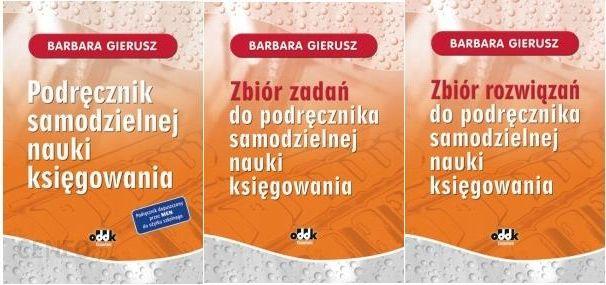 podręcznik samodzielnej nauki księgowania barbara gierusz