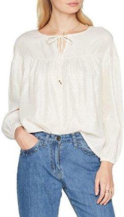 Amazon TBS damska koszulka polo not tipol, kolor  biały (biały ... ad89dda05b47