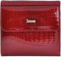 78ad2e0217692 Portfel damski PETERSON AE-209 czerwony - czerwony