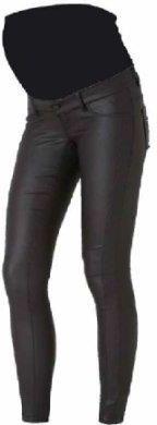 ce8d64b588e089 mama licious Spodnie dla kobiet w ciąży RAM slim czarne, długość: 34 -  czarny