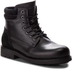 91df33445c4b0 Kozaki TOMMY HILFIGER - Active Leather Boot FM0FM01774 Black 990 eobuwie. Buty  zimowe ...