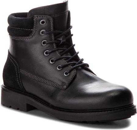 de70bdec Kozaki TOMMY HILFIGER - Active Leather Boot FM0FM01774 Black 990 eobuwie