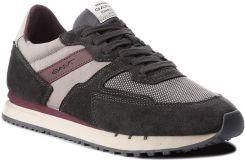 new concept 7a5aa 571eb Sneakersy GANT - David 17637844 Gray G88 eobuwie. Buty sportowe męskie ...
