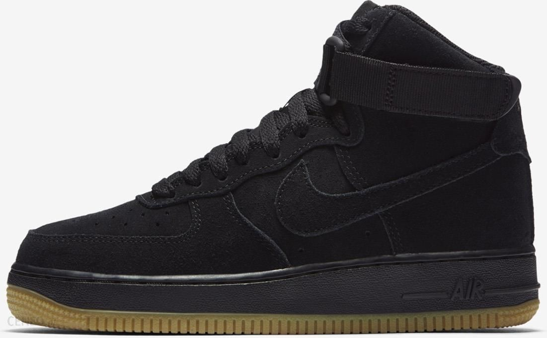 new style 527a3 c4652 Nike Buty AIR FORCE 1 HIGH LV8 (GS) - 807617-002 - zdjęcie