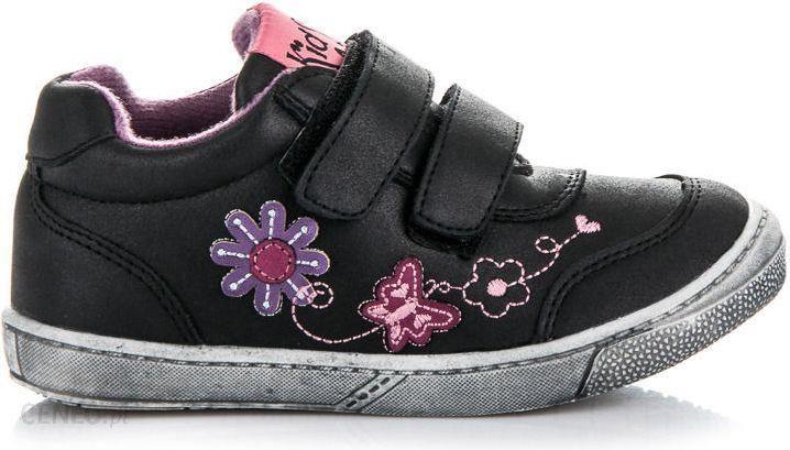 7c25ac6a8598f American Club Buty dziecięce w kwiatki Umbrella fioletowe r. 31 (64150) -  zdjęcie