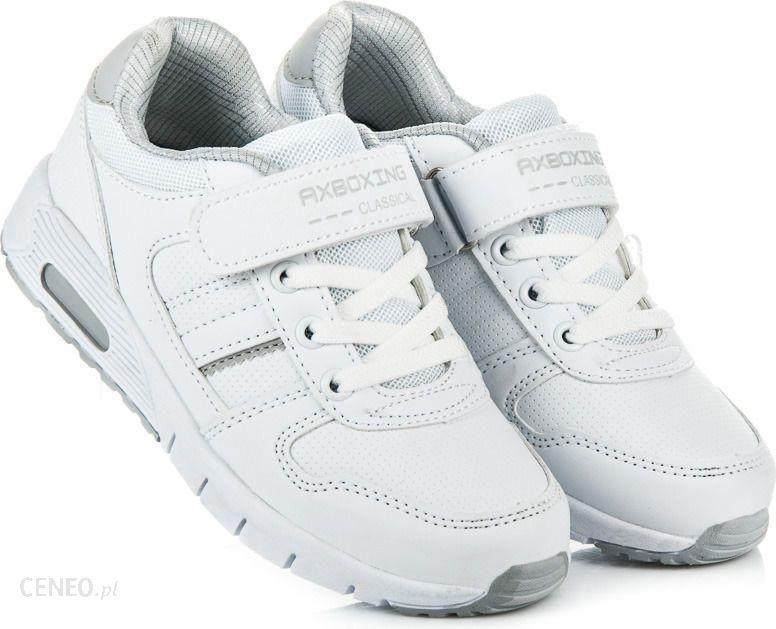 Białe Buty Buty sportowe dziecięce Adidas r.32 Ceny i opinie Ceneo.pl