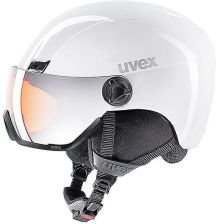 Uvex Kask Hlmt 400 Visor Biały