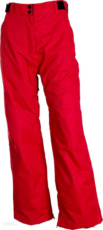 Salomon Spodnie Narciarskie Damskie Fantasy Czerwone L40367000