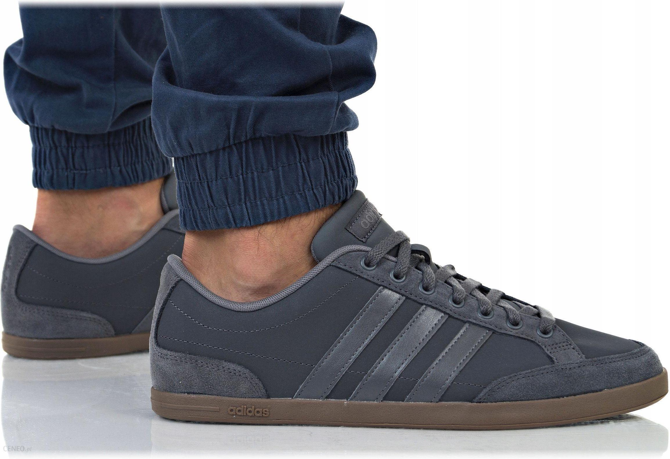 hot sale online 26103 70716 Buty Adidas Męskie Caflaire B43742 Szare - zdjęcie 1