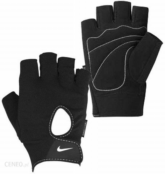 561ab382 Nike Rękawiczki Damskie Womens Fundamental Fitness Gloves Czarne - zdjęcie 1