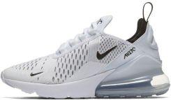 Buty dla dużych dzieci Nike Air Max 270 Biel szary