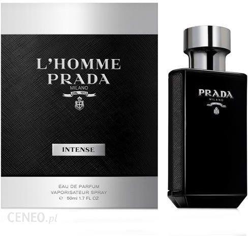 Prada Prada L'Homme Intense Woda toaletowa spray 50ml