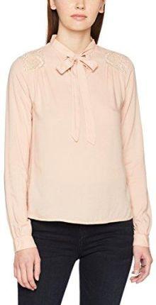 a10b1255c8 Amazon Vero Moda damska bluzka vmabela L S Bow najwyższa - krój regularny 38  (
