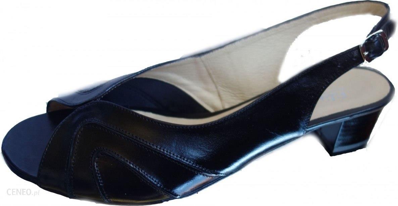 SKÓRZANE sandały beżowe TĘGOŚĆ H HALUKSY 37 Ceny i opinie