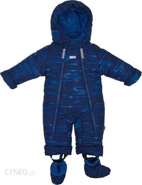 525bd72760 G-MINI Kombinezon zimowy niemowlęcy Bilblo rozm. 74 – niebieski - zdjęcie 1
