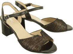2ad79c1d MARCO SHOES 0624P-440-001-1 czarny, sandały damskie