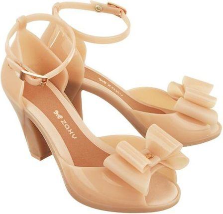 bc4603b930d2e ZAXY 82442 DIVA TOP SANDAL FEM 52898 jasny róż, sandały damskie - Różowy