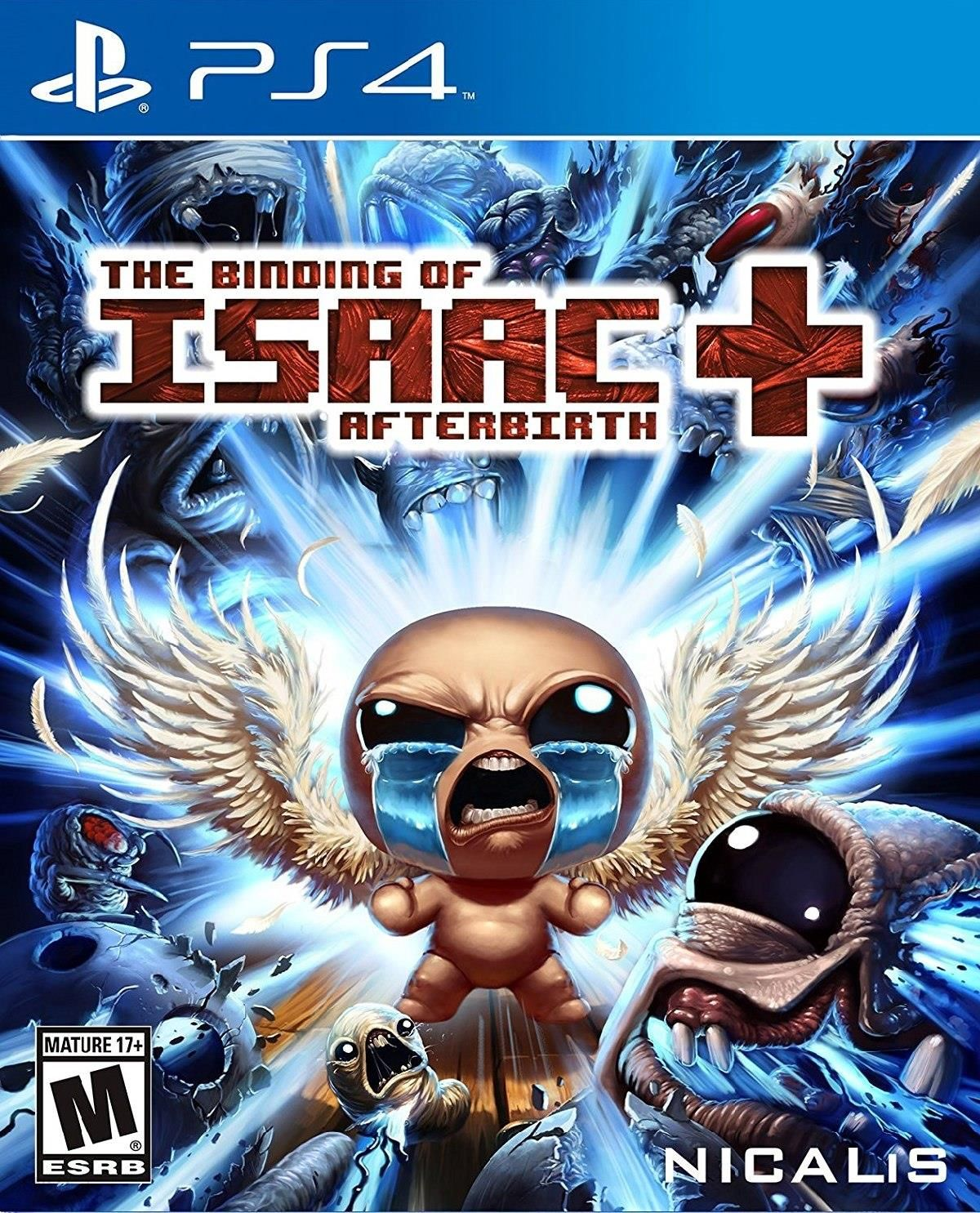 The Binding Of Isaac Afterbirth+ (Gra Ps4)