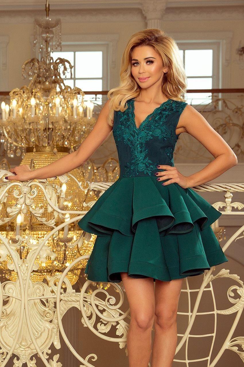 5dcf27f081 Piękna Sukienka Aurora Wesele Xl Ceny I Opinie Ceneopl