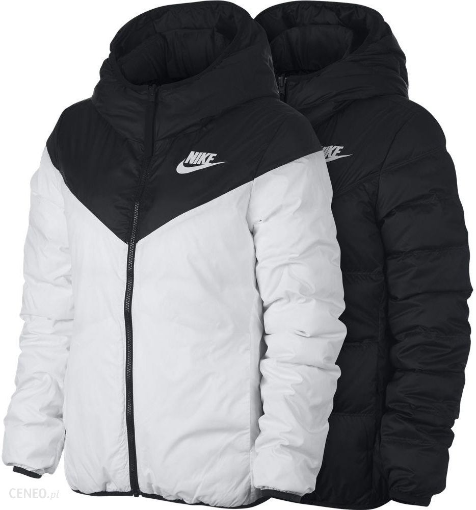 Puchowa kurtka damska Nike DOWN FILL JACKET 939438 011