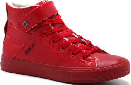 b0d4557b037b4 Trampki CONVERSE - Ctas Rubber Ox 651796C Red/Red/Red - Ceny i ...