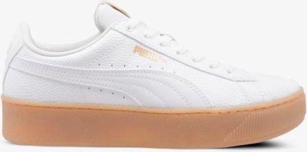 Puma (38) Vikky Platform Bsq buty damskie białe Ceny i