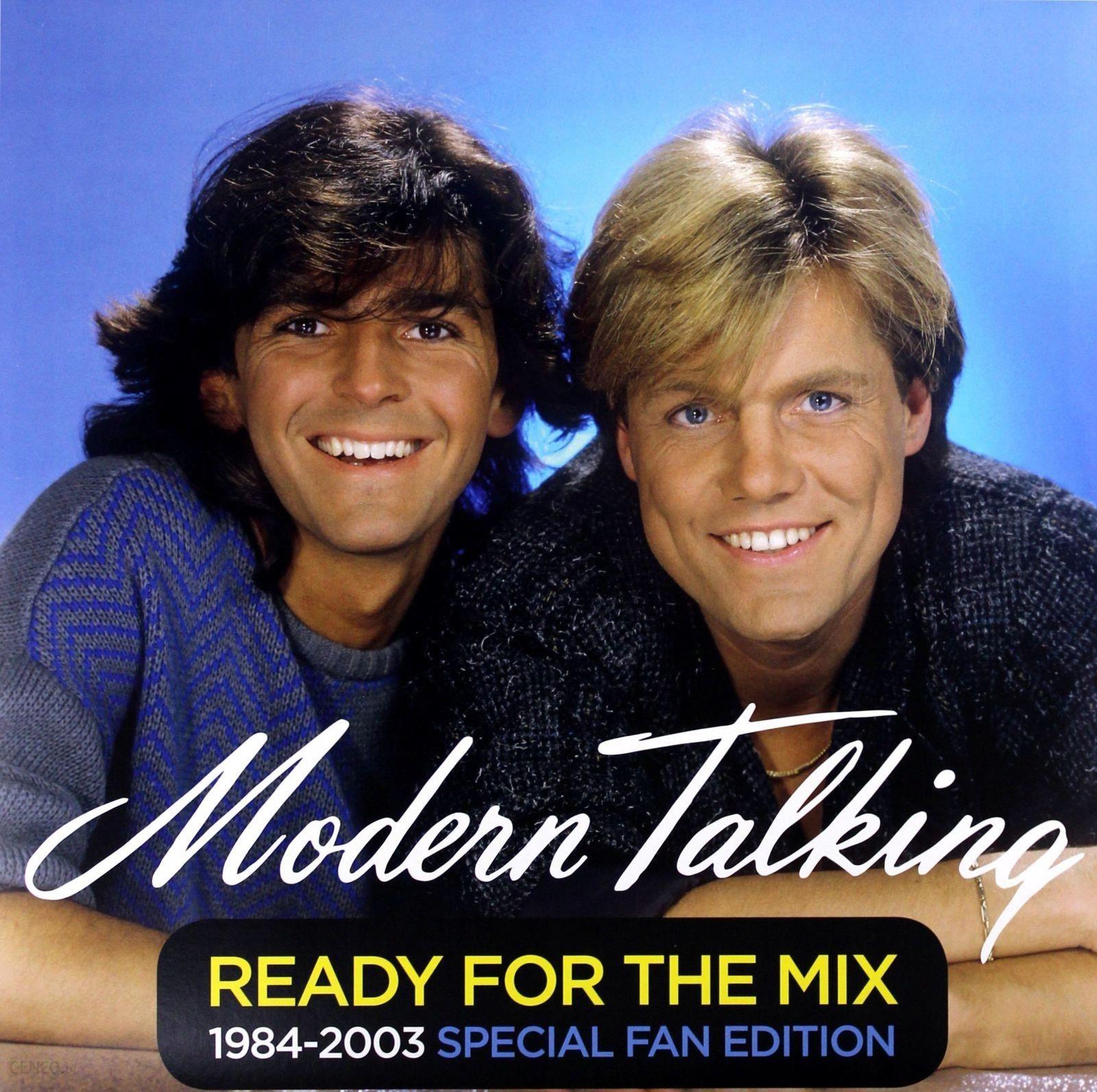 Płyta winylowa Modern Talking: Ready For The Mix (Special ...