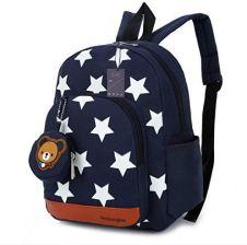 1a8bb3c426a61 Amazon GWELL Gwiazda plecak dla niemowląt plecak przedszkolny małe dzieci  dzieci plecak dla dziewczynek chłopców backpack