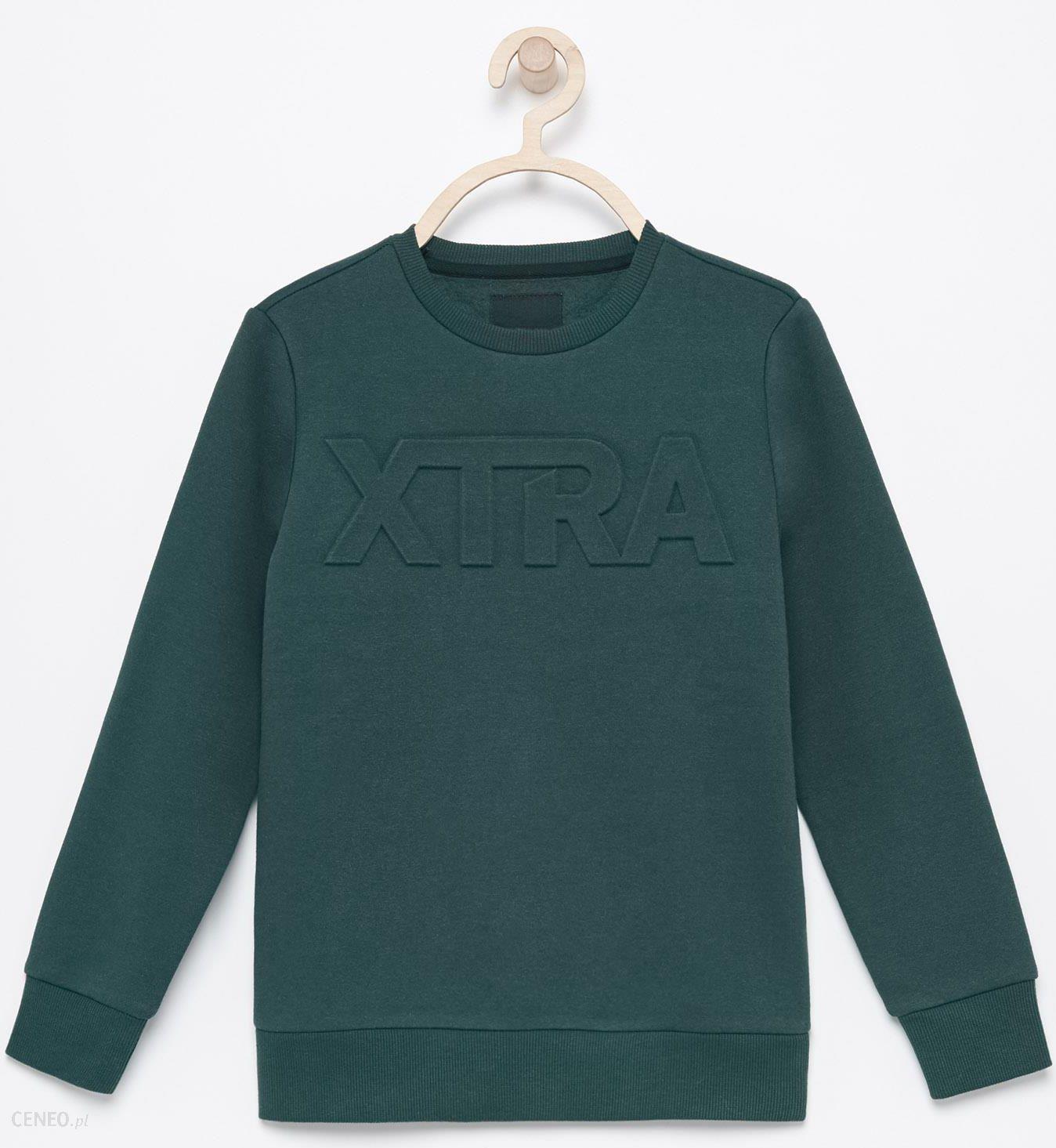 bluza adidas khaki czarny napis