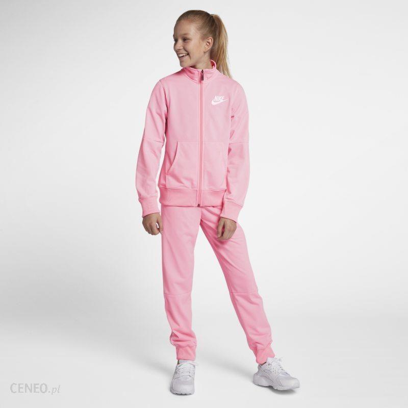 87ffdc28db Dres dla dużych dzieci (dziewcząt) Nike Sportswear - Różowy - Ceny i ...