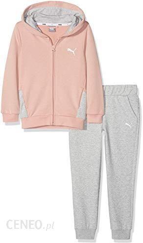 f9a4004b Amazon Puma Sweat Suit dres treningowy dla dziewcząt, 116