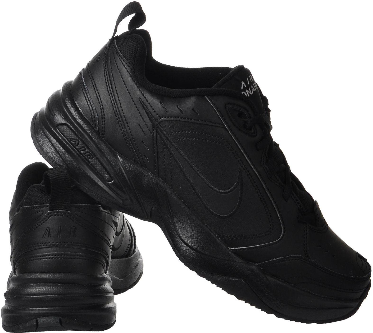 Buty Meskie Nike Air Monarch Czarne Skora R 45 Ceny I Opinie Ceneo Pl
